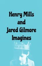 Jared Gilmore/Henry Mills Imagines by lovingjared
