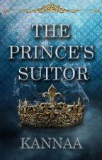 The Prince's Suitor ManxMan by Kannaa