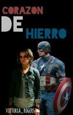 Corazon De Hierro (Steve Rogers) by Victoria_Rogers