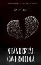 NEANDERTAL (02) Cavernicola by Aleejr