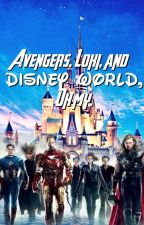 Avengers, Loki, and Disney World, Oh My! by cowgirljoy
