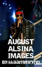 AUGUST ALSINA IMAGES by kkaammrynn