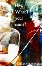 Hey, what's your name? (Larry Stylinson Fanfiction) by typewritingss