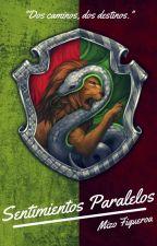 Sentimientos paralelos (Draco Malfoy, Fred Weasley y tú) by kryfel