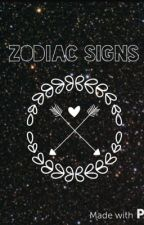 Zodiac Signs by Marz5SOS