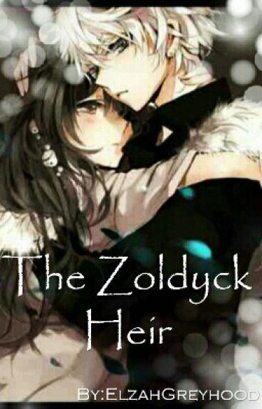 The Zoldyck Heir (HunterXHunter Fanfic)