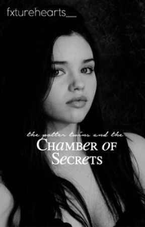 The Potter Twins and the Chamber of Secrets {2} - 10