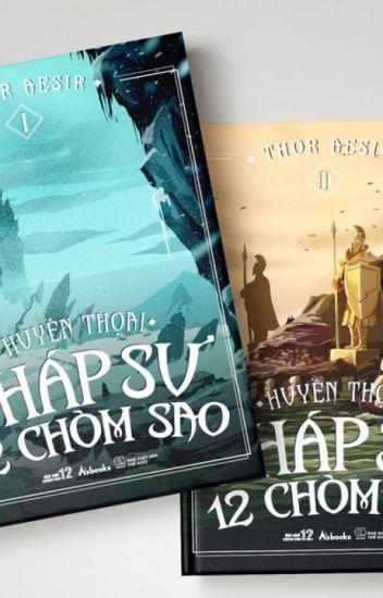 Đọc Truyện HUYỀN THOẠI PHÁP SƯ 12 CHÒM SAO - TruyenFun.Com