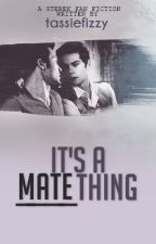 Its  A Mate Thing- Sterek by tassiefizzy
