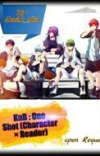 KnB : One Shot (character x reader) by gitapalgio