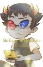 Sollux x Reader by Egderplane