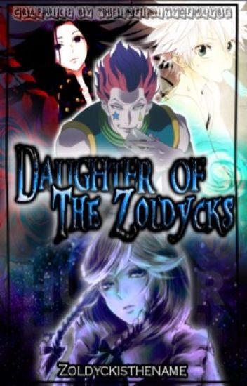 Daughter of the Zoldycks [Hisoka x OC]