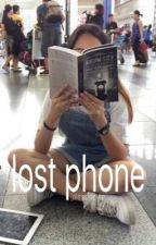 Lost phone [m.g.c.] by alessiaeyre