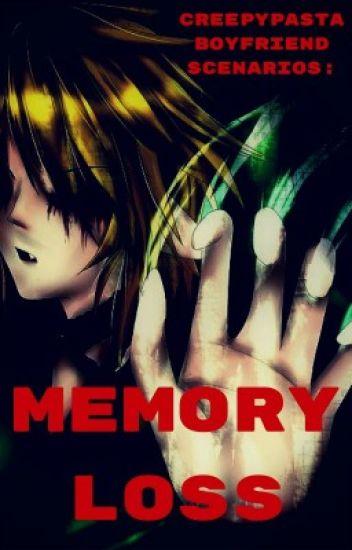 CP Boyfriend Scenarios: Memory Loss