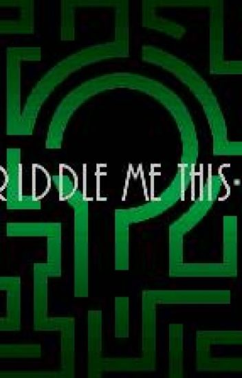 Riddle Book #riddles