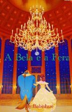 A Bela e a Fera by Babishue