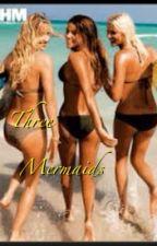 Three mermaids by KD_Bug