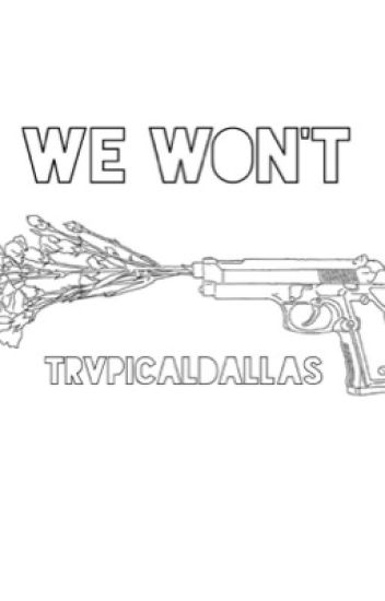 we won't; c.d. (ON HOLD)
