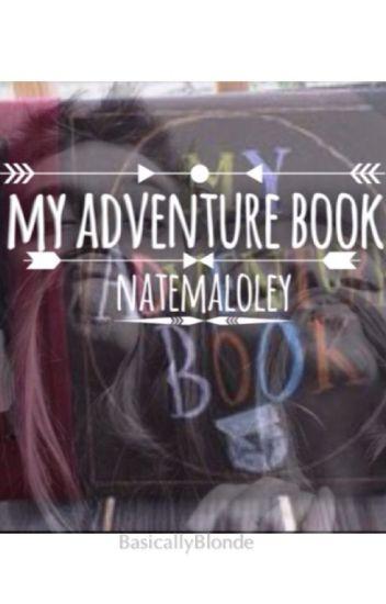 my adventure book//n.m.