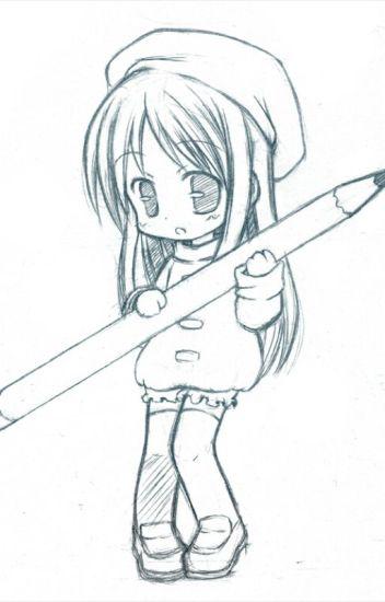Wie Zeichne ich Anime Stuff