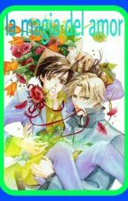 la magia del amor (yaoi) (FINALIZADA) by Andre_chan