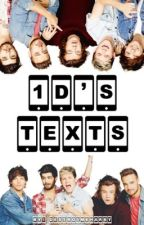 1D's Texts by destroymeharry
