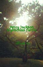 Percy Jackson in highschool by Percabeth_lover