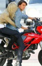 Рыцарь на мотоцикле. by victorya02