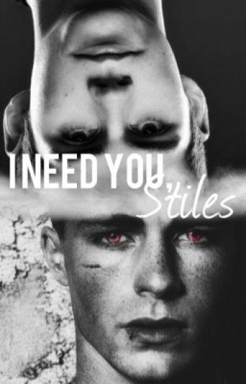 I Need You, Stiles! | BoyXBoy | Stackson! #Wattys2016