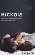 Rickola by Kate-Dimka