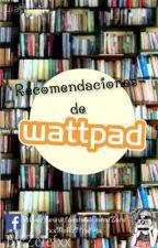 Recomendaciones-¿Que leer? by Zerefxx