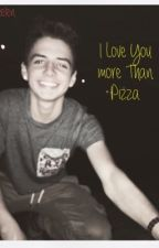 I love you more than pizza by kyleelen