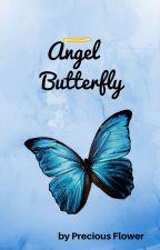 Angel Butterfly by AydeAmir