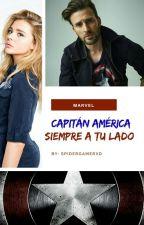 "Capitán américa y tu [CIVIL WAR] ""TERMINADA"" by SpiderGamerxD"