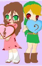 Ben x Sally amor joven by YuiSakamakii