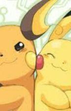 Reader x Pokemon by Peculiar_Ramen3317