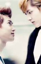 Kisses in daylight ( Krisho Fanfic) by PeanutbritasaurusRex