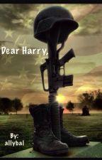 Dear Harry, #Wattys2016  by allybal