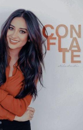Conflate | Bellamy Blake ¹ by stilestastic