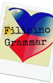 Filipino (Tagalog) Grammar by oklover