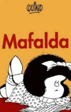Mafalda. by zZOriginalBooksZz