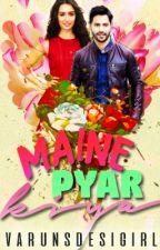 Maine Pyar Kiya by VarunsDesiGirl
