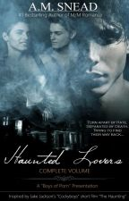 Haunted Lovers: Complete Volume (a 'Boys of Porn' novel) by AMS1971