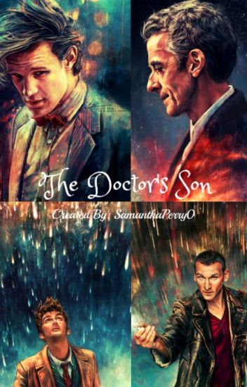 The Doctor's Son (Percy Jackson and Doctor Who Crossover)