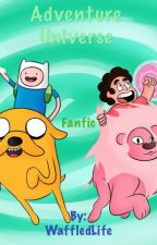 Adventure Time And Steven Universe Crossover by WaffledLife