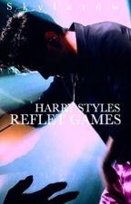 Reflet Games -Harry Styles by Skylardw