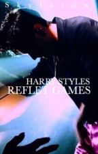 Reflet Games -Harry Styles by Skylardw