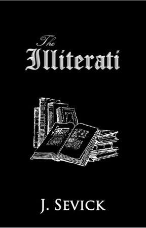 The Illiterati by JSevick