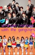 ARRANGED MARRIAGE WITH THE GANGSTERS { EXOSHIDAE FF } by goarcher3818