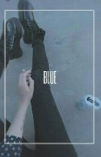 ♡ Blue ♡ by whatever23_